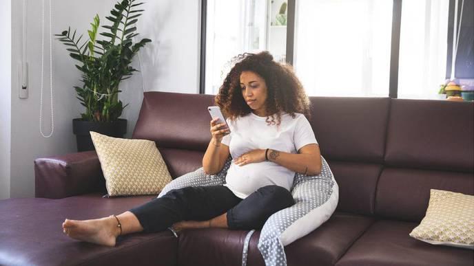 App Can Help Pregnant Women Achieve Healthy Weight Gain
