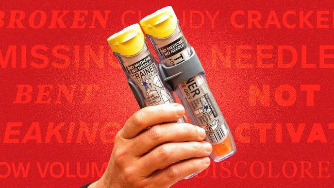 Certain Types of EpiPens May Be Defective Warns FDA