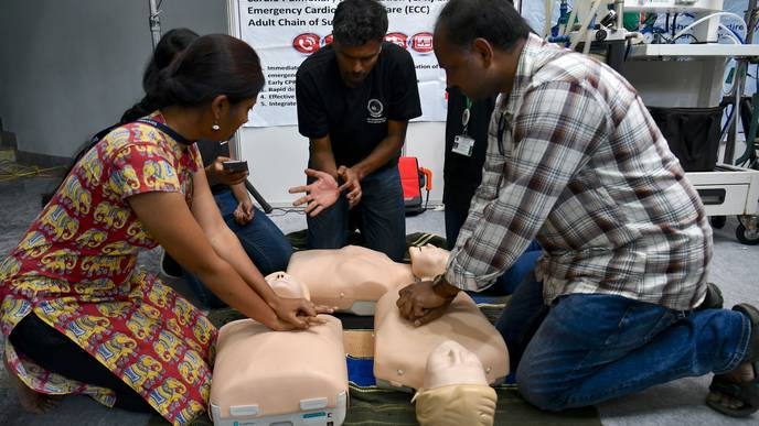 AHA Rolls Out New CPR Guidelines for 2020