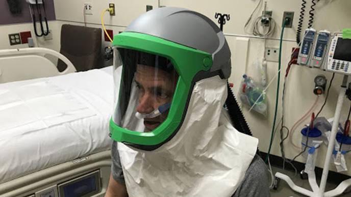Repurposed Industrial Respirator Could Free Ventilators for COVID-19 Patients
