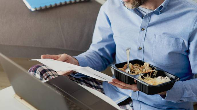 COVID-19: Pandemic May Be Linked to These 6 Unhealthy Eating Behaviors