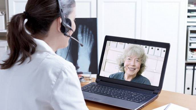 Amid Social Distancing Measures, Video Consultations with GP an Option