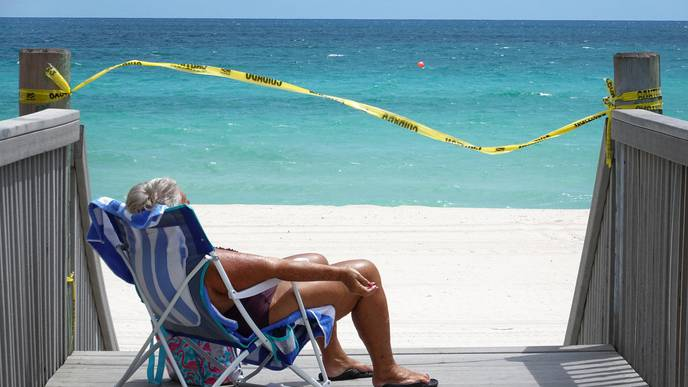 Report: US Shouldn't Rely on Warm Weather to Stop Contagion